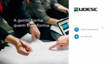 Plataforma Office 365 traz inúmeras vantagens<br>Foto: Arte: Secom/Udesc
