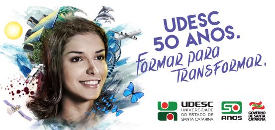 Revista Udesc 50 anos